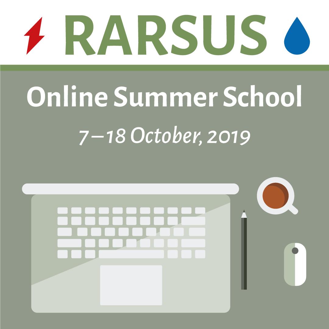 Summer School – Energy Track